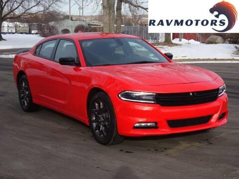 2018 Dodge Charger for sale at RAVMOTORS in Burnsville MN