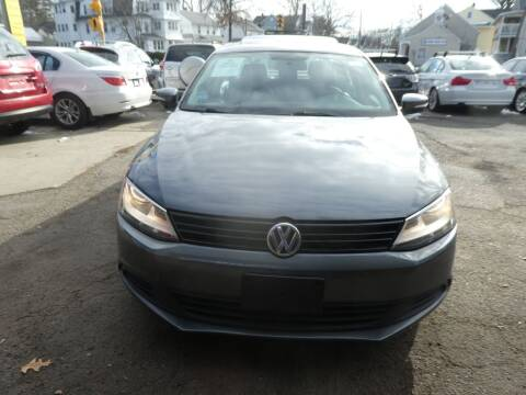 2012 Volkswagen Jetta for sale at Wheels and Deals in Springfield MA