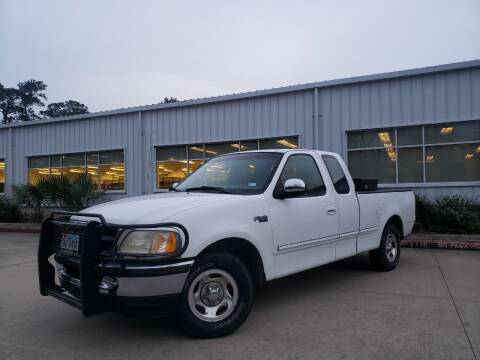 1997 Ford F-150 for sale at Houston Auto Preowned in Houston TX