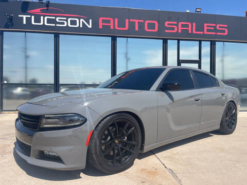 2017 Dodge Charger for sale at Tucson Auto Sales in Tucson AZ