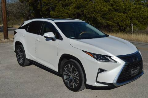 2017 Lexus RX 350 for sale at Coleman Auto Group in Austin TX