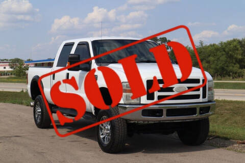 2008 Ford F-250 Super Duty for sale at Signature Truck Center in Crystal Lake IL