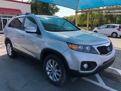 2011 Kia Sorento for sale at Gold Star Motors Inc. in San Antonio TX