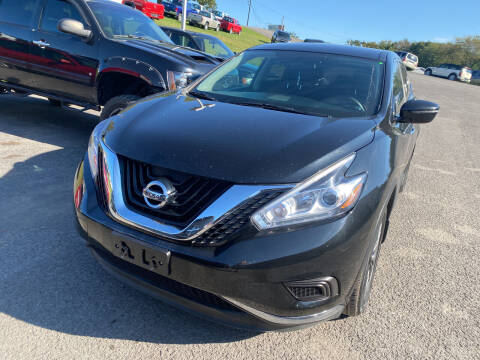 2015 Nissan Murano for sale at Ball Pre-owned Auto in Terra Alta WV