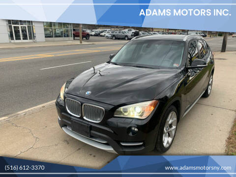 2013 BMW X1 for sale at Adams Motors INC. in Inwood NY