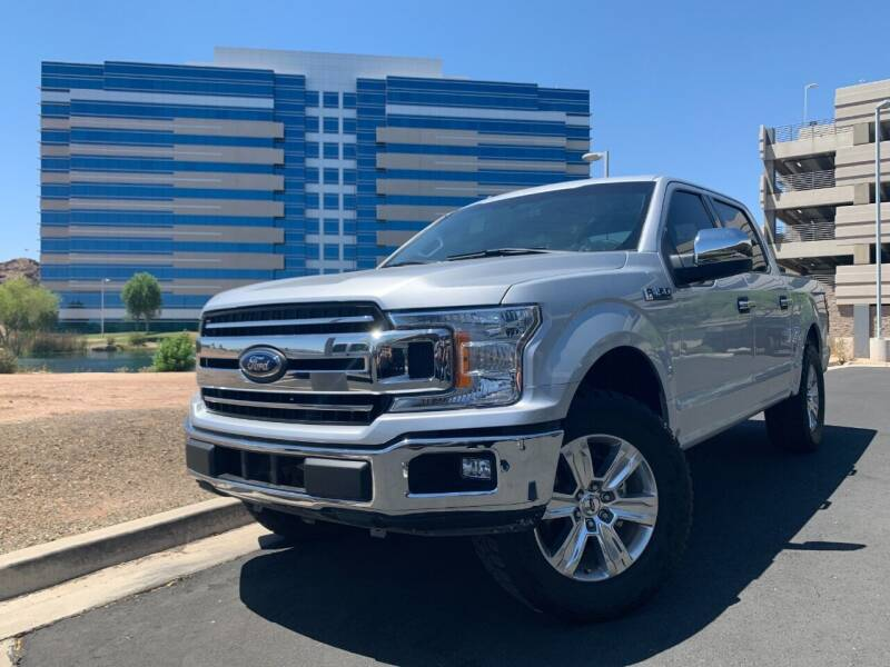 2018 Ford F-150 for sale at Day & Night Truck Sales in Tempe AZ