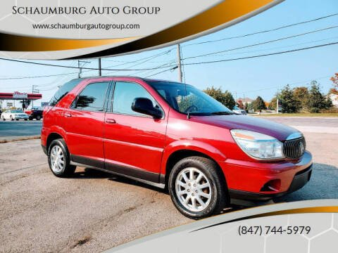 2006 Buick Rendezvous for sale at Schaumburg Auto Group in Schaumburg IL