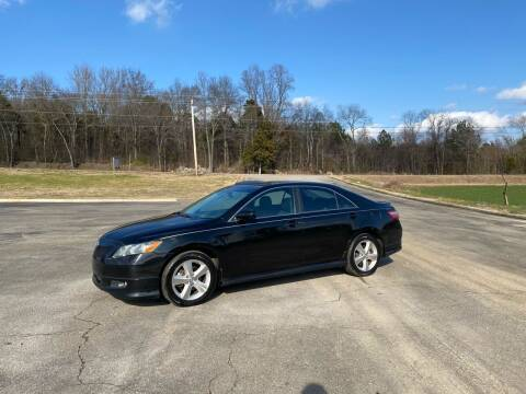 2009 Toyota Camry for sale at Tennessee Valley Wholesale Autos LLC in Huntsville AL
