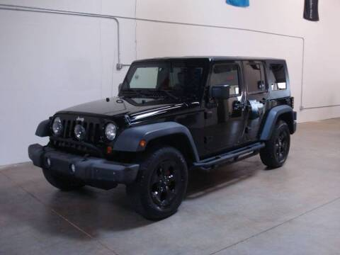2010 Jeep Wrangler Unlimited for sale at DRIVE INVESTMENT GROUP in Frederick MD