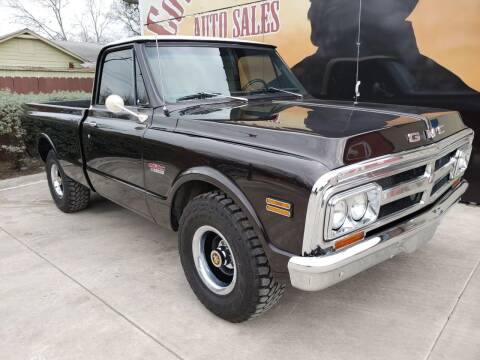 1970 GMC Sierra 1500 Classic for sale at Cowboy's Auto Sales in San Antonio TX