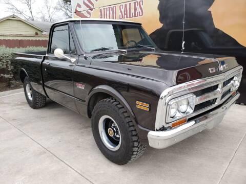 1970 GMC Sierra 1500 Classic for sale at Cowboy's Auto Sales in San Antonio TX