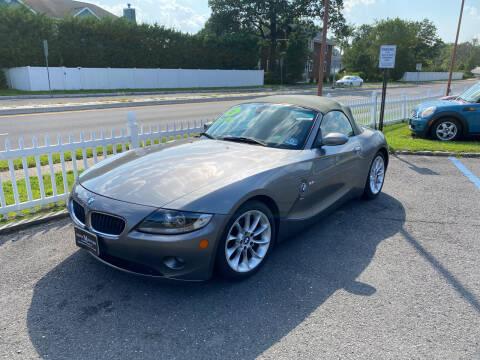 2005 BMW Z4 for sale at Triple M Motors in Point Pleasant NJ