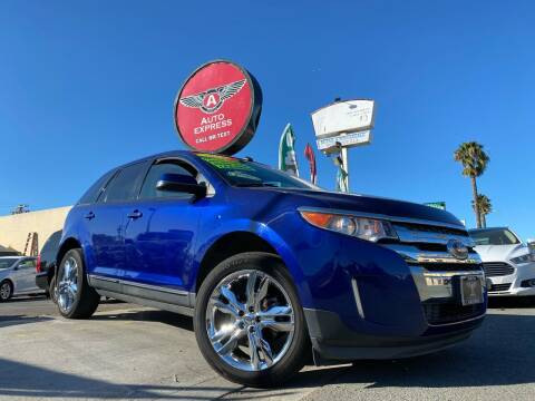 2013 Ford Edge for sale at Auto Express in Chula Vista CA