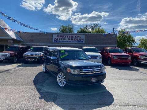 2010 Ford Flex for sale at Brothers Auto Group in Youngstown OH