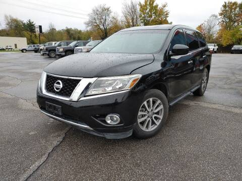 2014 Nissan Pathfinder for sale at Cruisin' Auto Sales in Madison IN