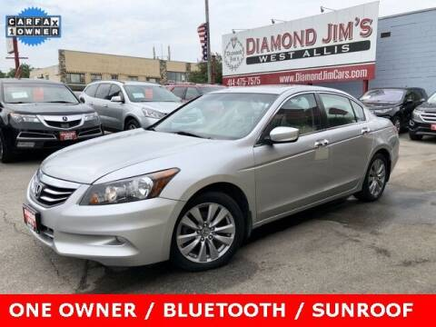 2012 Honda Accord for sale at Diamond Jim's West Allis in West Allis WI
