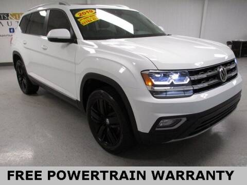 2019 Volkswagen Atlas for sale at Sports & Luxury Auto in Blue Springs MO