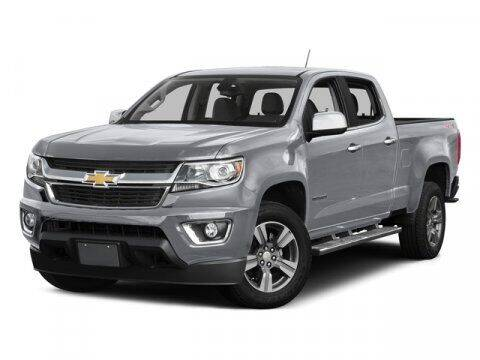 2016 Chevrolet Colorado for sale at Gary Uftring's Used Car Outlet in Washington IL