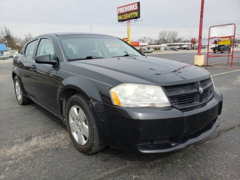 2010 Dodge Avenger for sale at speedy auto sales in Indianapolis IN