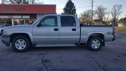 2005 Chevrolet Silverado 1500 for sale at RIVERSIDE AUTO SALES in Sioux City IA