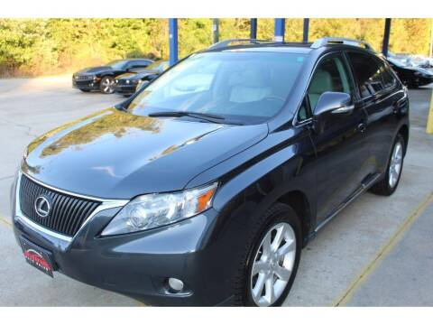 2010 Lexus RX 350 for sale at Inline Auto Sales in Fuquay Varina NC