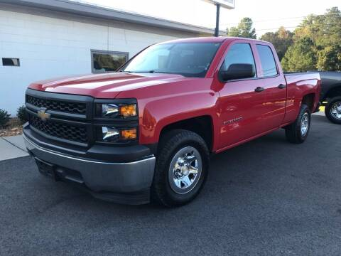 2015 Chevrolet Silverado 1500 for sale at Rickman Motor Company in Somerville TN