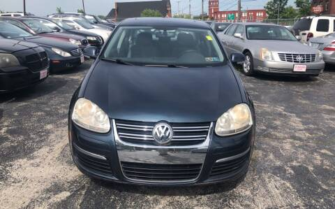 2007 Volkswagen Jetta for sale at Six Brothers Auto Sales in Youngstown OH