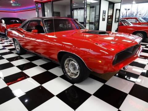 1970 Plymouth CUDA for sale at Wagner's Classic Cars in Bonner Springs KS