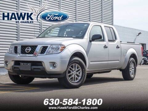 2016 Nissan Frontier for sale at Hawk Ford of St. Charles in Saint Charles IL