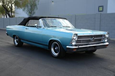 1966 Ford Fairlane for sale at Arizona Classic Car Sales in Phoenix AZ
