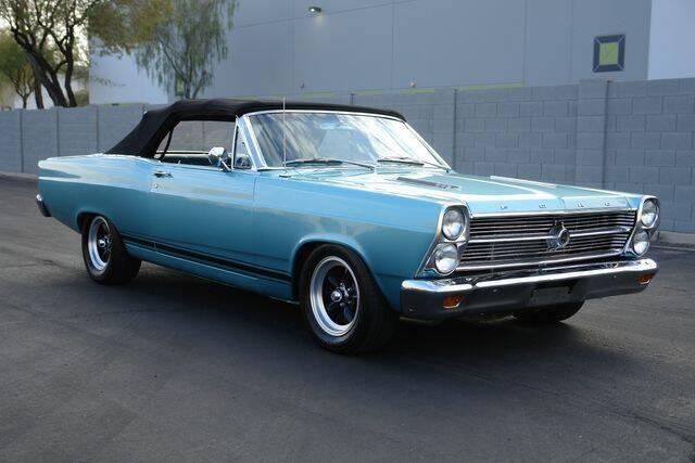1966 Ford Fairlane for sale at Arizona Classic Car Sales in Phoenix AZ