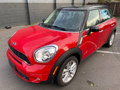 2013 MINI Countryman for sale at APX Auto Brokers in Lynnwood WA