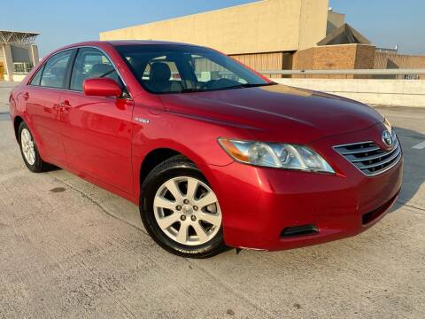 2009 Toyota Camry Hybrid for sale at Car Match in Temple Hills MD