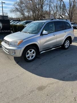 2002 Toyota RAV4 for sale at Station 45 Auto Sales Inc in Allendale MI