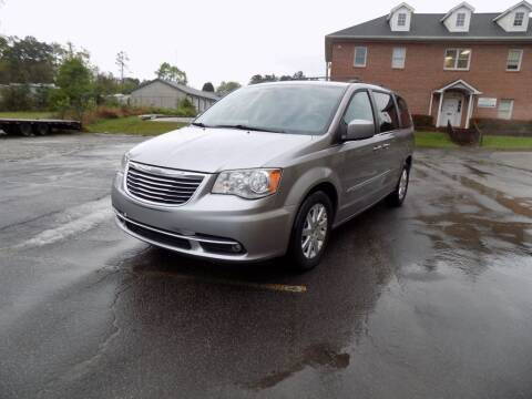2016 Chrysler Town and Country for sale at S.S. Motors LLC in Dallas GA