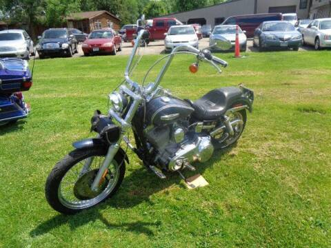 2008 HARLEY DAVIDSON DYNA SUPERGLIDE for sale at COUNTRYSIDE AUTO INC in Austin MN