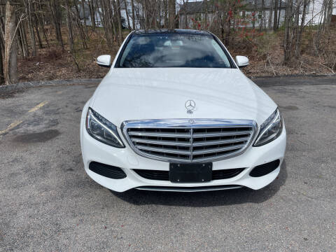 2015 Mercedes-Benz C-Class for sale at USA Auto Sales in Leominster MA