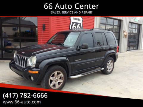 2004 Jeep Liberty for sale at 66 Auto Center in Joplin MO