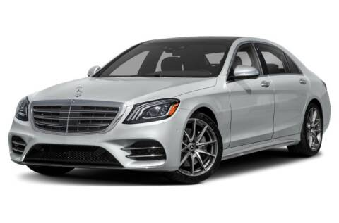 2020 Mercedes-Benz S-Class for sale at Ideal Motor Group in Staten Island NY