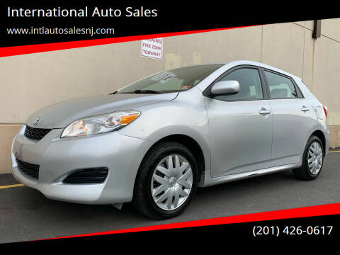 2013 Toyota Matrix for sale at International Auto Sales in Hasbrouck Heights NJ