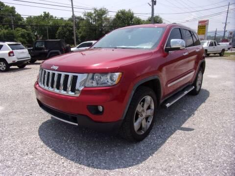 2011 Jeep Grand Cherokee for sale at RAY'S AUTO SALES INC in Jacksboro TN