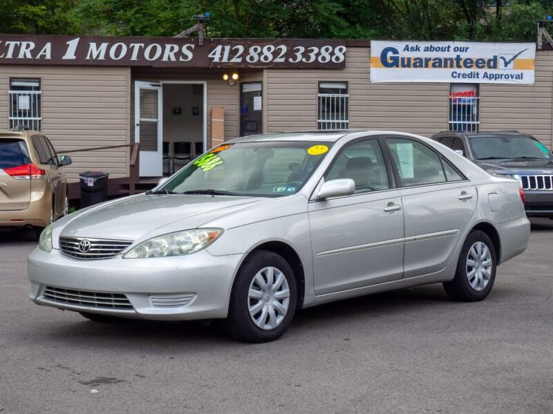 2005 Toyota Camry for sale at Ultra 1 Motors in Pittsburgh PA