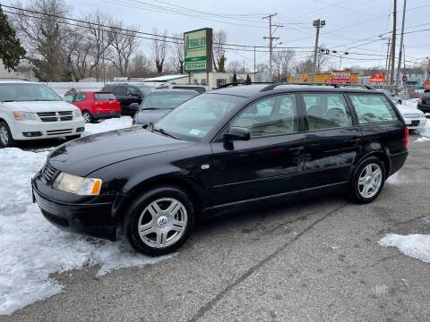2001 Volkswagen Passat for sale at Affordable Auto Detailing & Sales in Neptune NJ