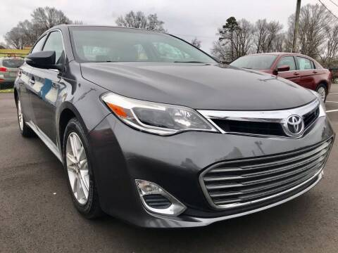 2014 Toyota Avalon for sale at FUTURE AUTO in Charlotte NC
