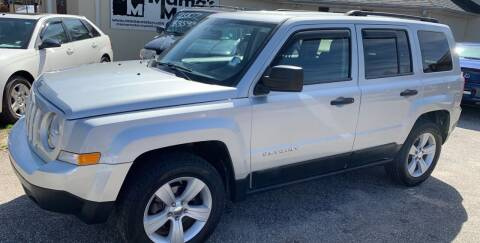 2011 Jeep Patriot for sale at Mama's Motors in Greer SC