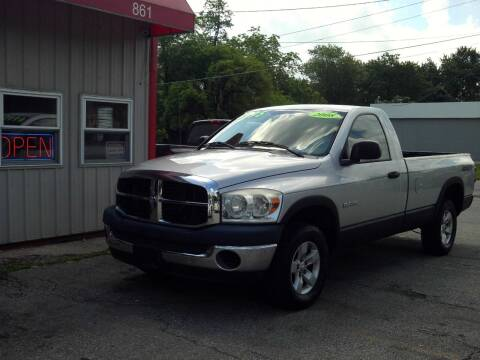 2008 Dodge Ram Pickup 1500 for sale at Midwest Auto & Truck 2 LLC in Mansfield OH