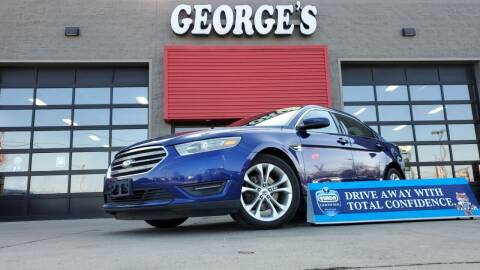 2013 Ford Taurus for sale at George's Used Cars - Pennsylvania & Allen in Brownstown MI
