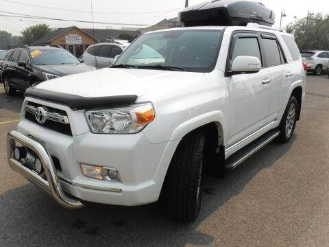 2013 Toyota 4Runner for sale at Budget Auto Sales in Carson City NV