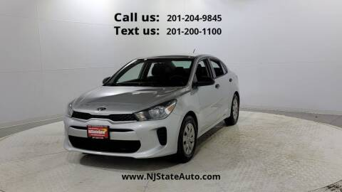 2018 Kia Rio for sale at NJ State Auto Used Cars in Jersey City NJ