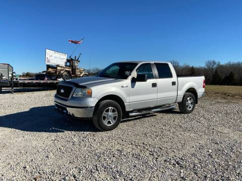 2006 Ford F-150 for sale at Ken's Auto Sales & Repairs in New Bloomfield MO